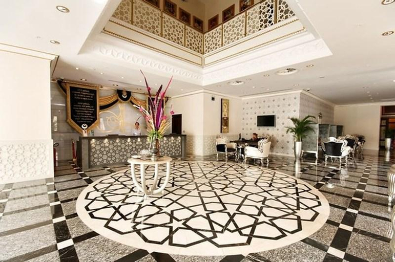 The Savoy Ottoman Palace,
