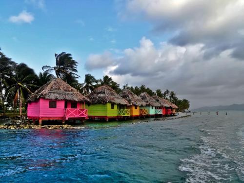 Akwa Reef Lodge, Kuna Yala