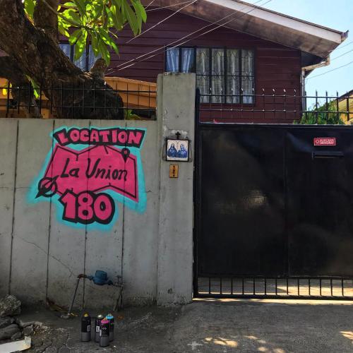 Location One Eighty, San Fernando City