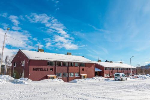 FilmCamp, Hotell 1, Målselv