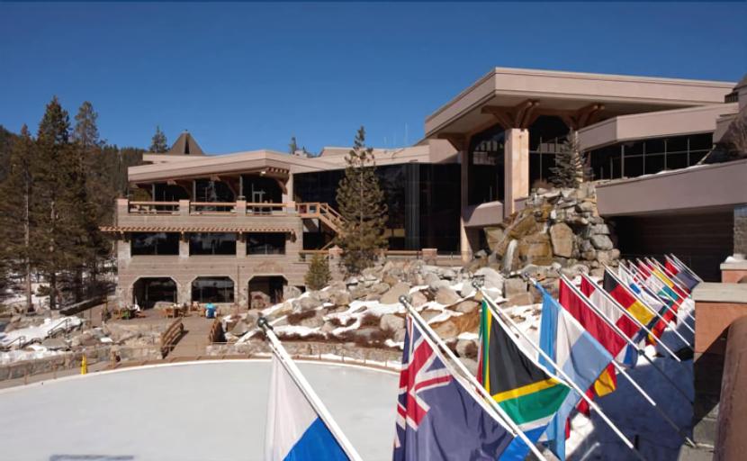 Resort at Squaw Creek Studio 812, Placer