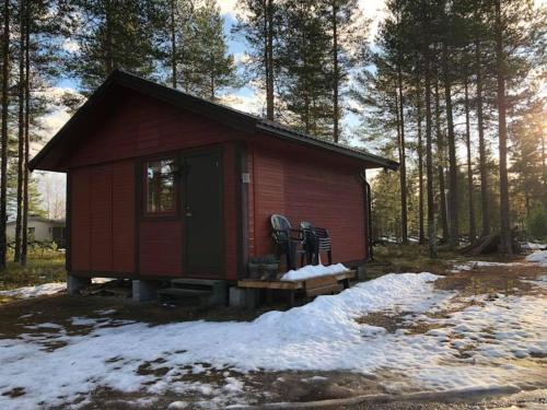 Hendriks Hytte 15, Åmot