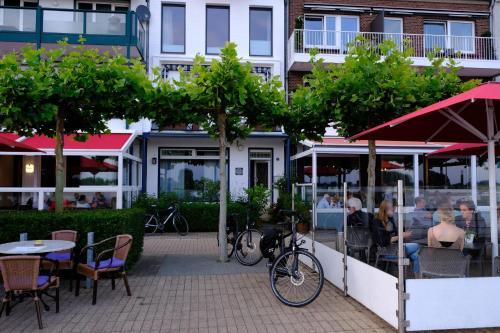 Privatzimmer Rheinpromenade, Kleve