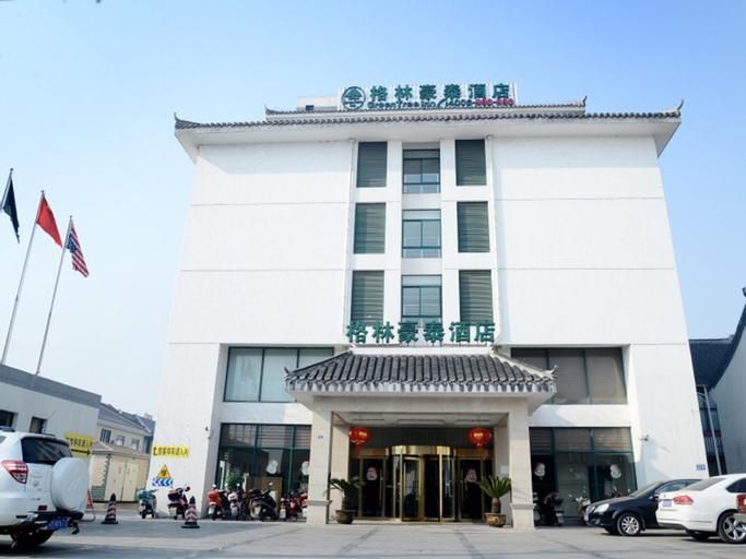 GreenTree Inn Taizhou Xinghua Dainan Suguo Business Hotel, Taizhou