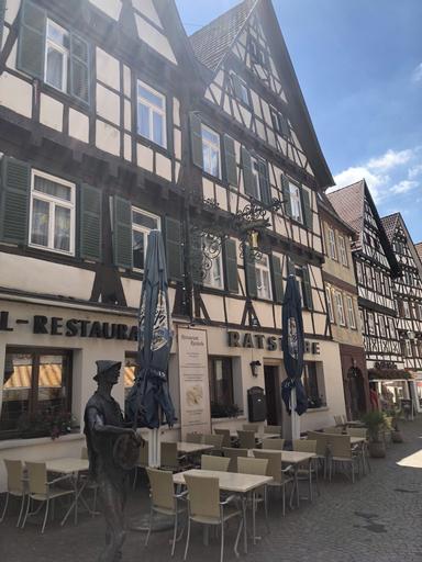 Hotel Garni Ratstube, Reutlingen