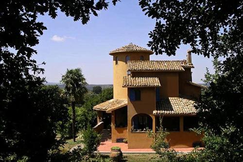 Villa Le Terrae, Viterbo