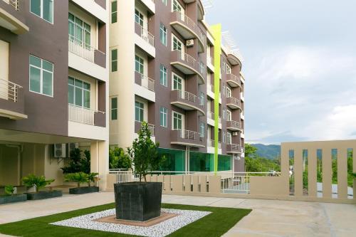 Taman Prestig 3 Apartment - Four Scandinavian Theme, Barat Daya