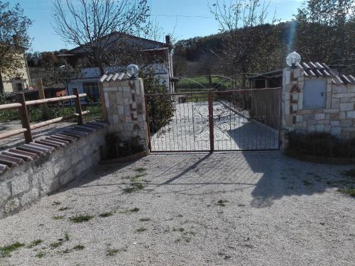 Villa lalli, Campobasso