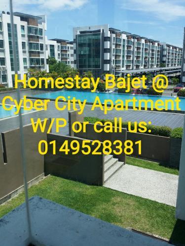 Cyber City Apartment 1, Penampang