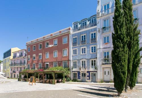 ALTIDO Armada Square Apartments, Lisboa