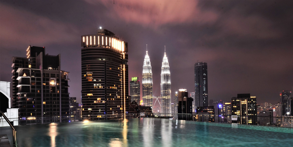 Dorsett Residences Bukit Bintang - Artez Maison, Kuala Lumpur