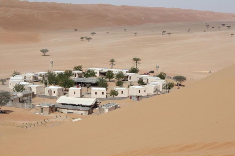 Sama Al Wasil Desert Camp, Biddiya