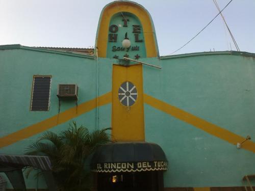 Hotel San Luis El Naranjo, Ciudad del Maíz