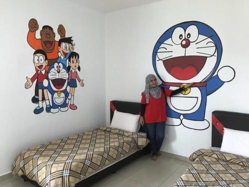 Ohana Homestay, Manjung