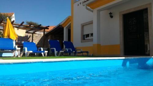 Casa Amarela, Rio Maior