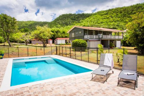 Residence Rock Bay, Le Diamant