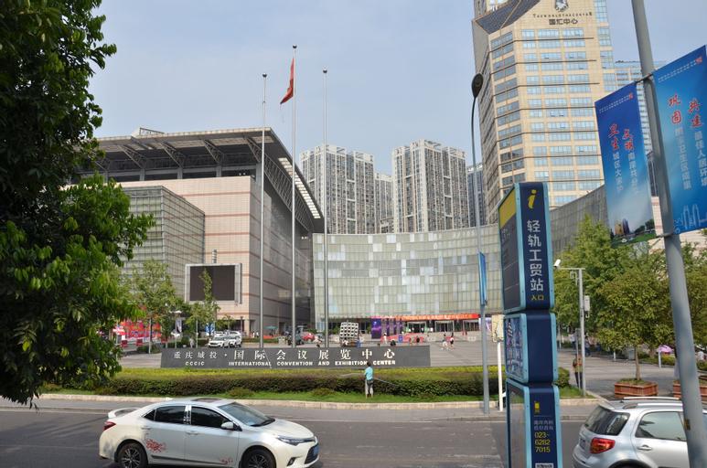 Rivera Aparthotel Exhibition Center, Chongqing