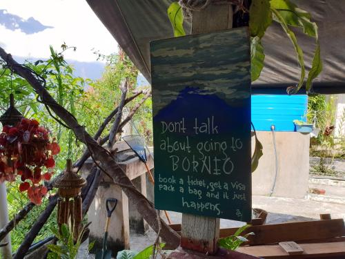 Poropok View Homestay, Kota Belud