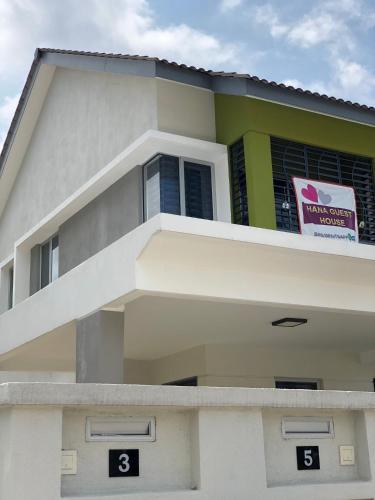 Hana guest house, Kuala Selangor