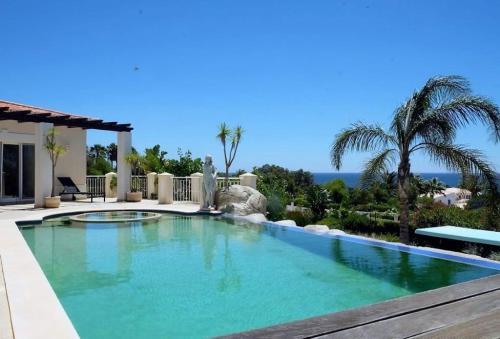 Superb Ocean View Villa in Praia da Luz, Alcoutim