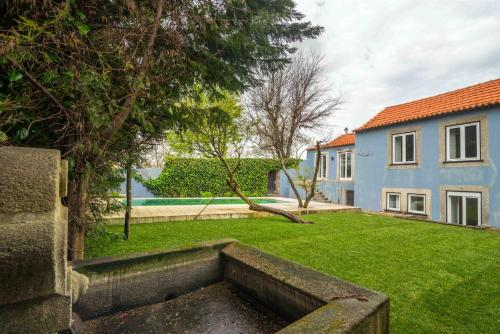 Beautiful House with Pool in a Quiet Neighbourhood, Matosinhos