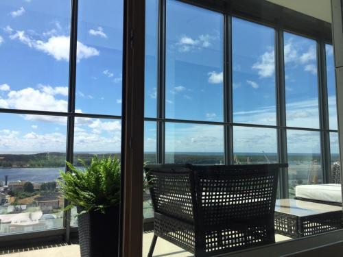 Sea view apartment, Klaipėdos