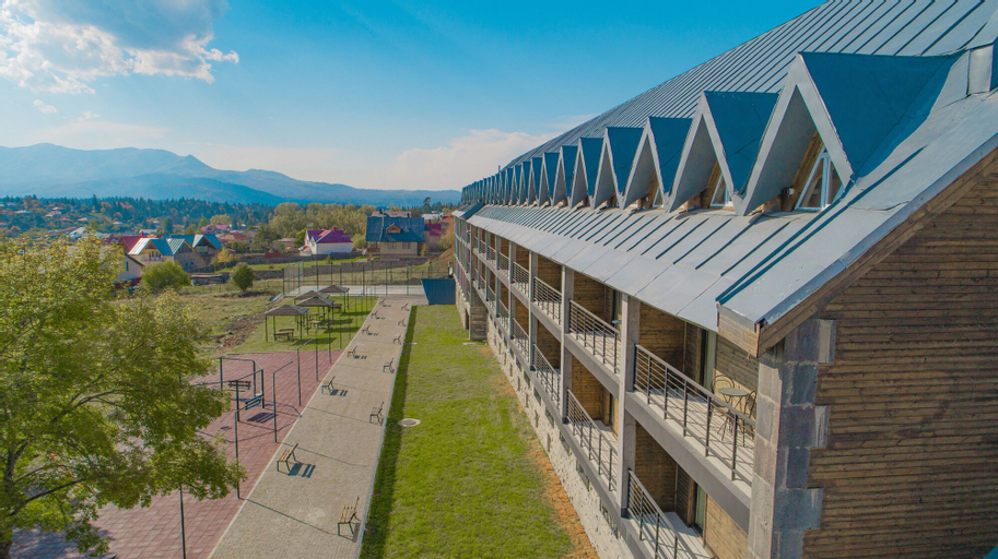 Panorama By Mgzavrebi, Borjomi