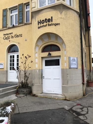 HOTEL Bahnhof Balingen, Zollernalbkreis