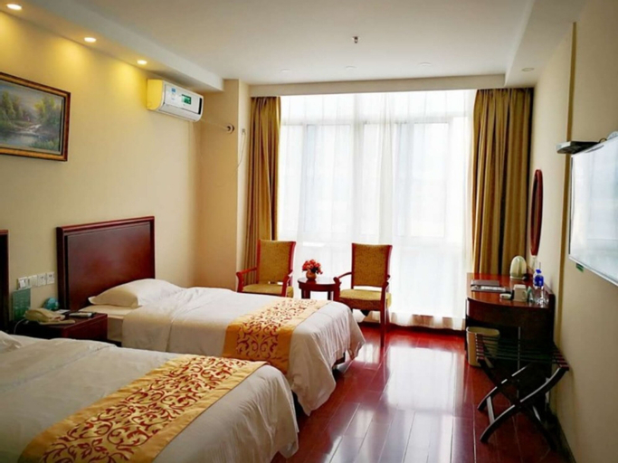 GreenTree Inn NanJing South Railway Station South Square Express Hotel, Nanjing