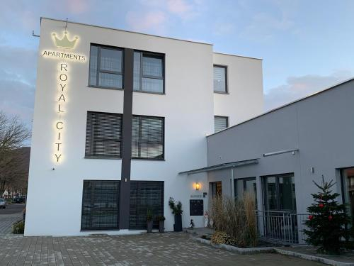 Royal City Apartments, Reutlingen