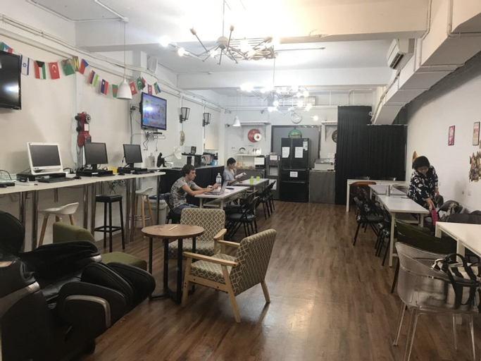 NEOSOHO Hostel, Taipei City