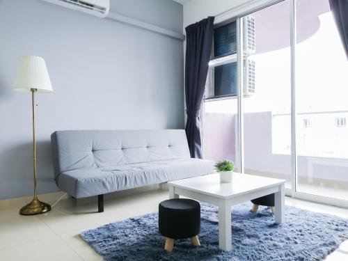 Cozy Home 1 @ Pv21 Condo, Setapak, KL   7km to KLCC Twin Tower, Kuala Lumpur