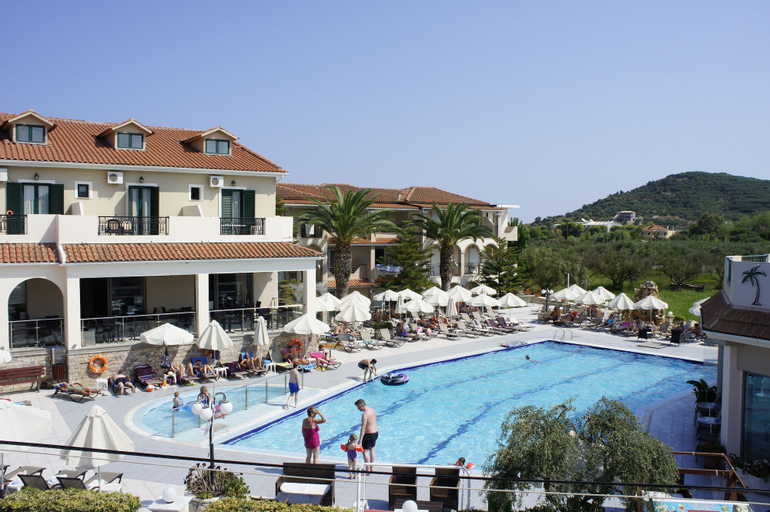 Letsos Hotel, Ionian Islands