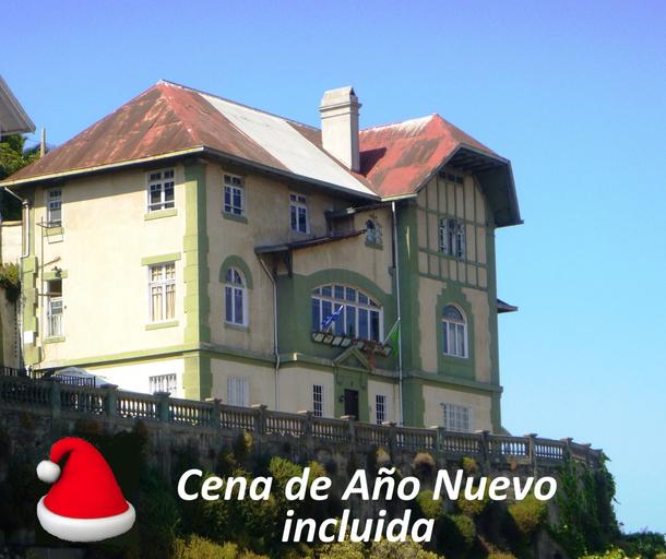 Hostal Little Castle, Valparaíso