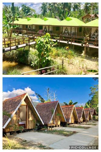 Villa Milanel Garden Resort-Port Barton, San Vicente