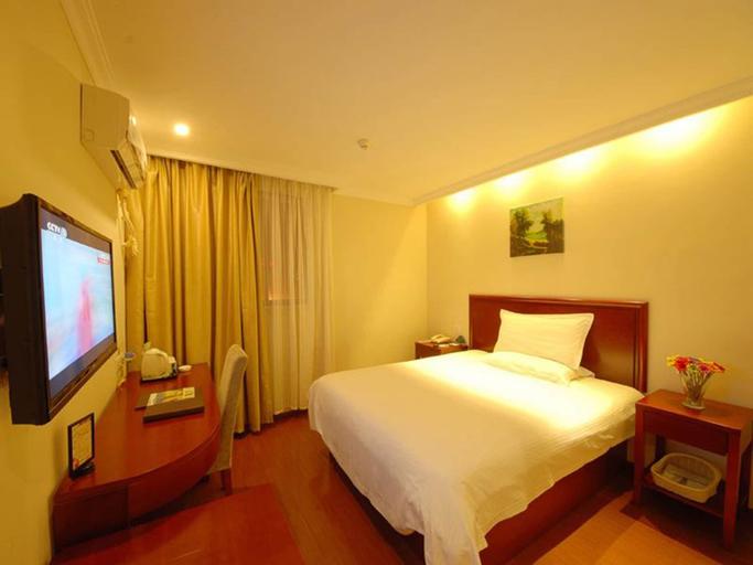 GreenTree Inn Taizhou Jingjiang Bus Station Express Hotel, Taizhou