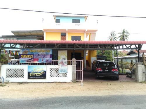 Rumah Hentian Ayah, Besut