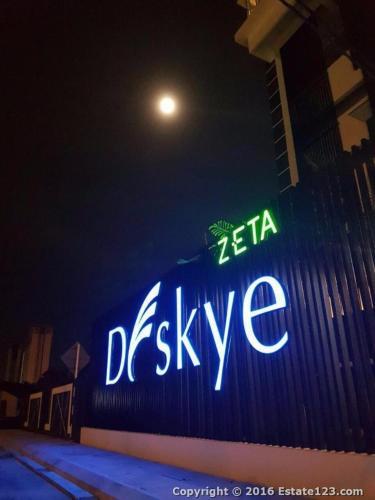 Zeta Deskye Residence, Kuala Lumpur