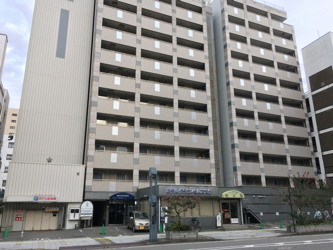 Hotel Crown Hills Oita, Ōita