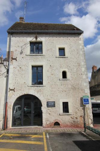 La Tour aux grains, Loir-et-Cher
