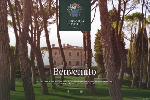 Antica Villa Castelli, Perugia