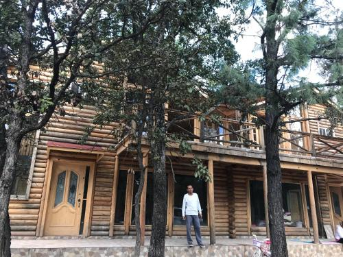 hermosas cabanas, Durango