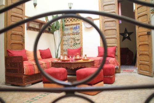 La maison des Lallas, Sefrou