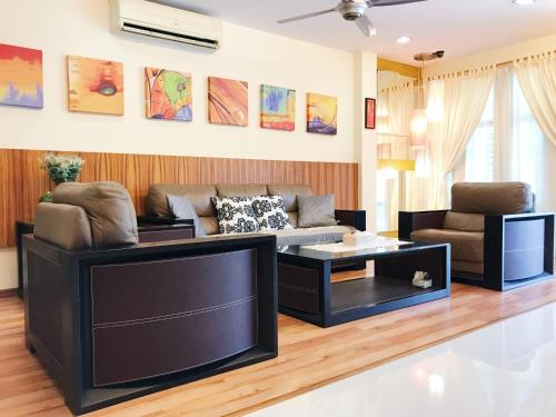 M5 Deluxe Greenview Suites, Pulau Penang
