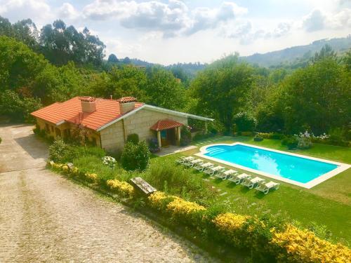 Oidili House, Amarante