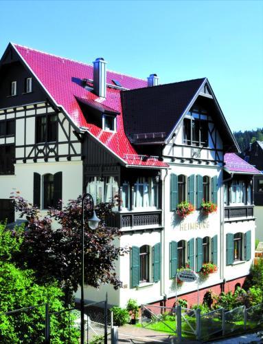 Hotel-Pension Heimburg, Vogtlandkreis