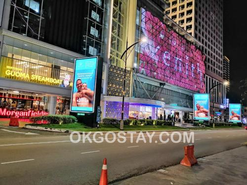 Zenith JBCC Suites By OKGOSTAY, Johor Bahru