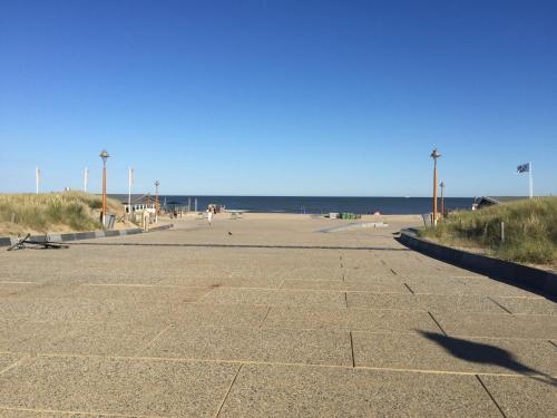 Bed en Beach, Katwijk