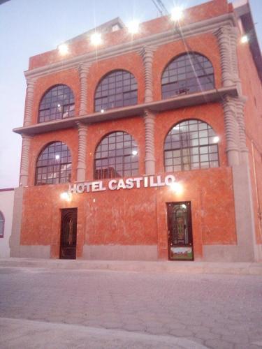 Hotel Castillo Oriental, Cuapiaxtla