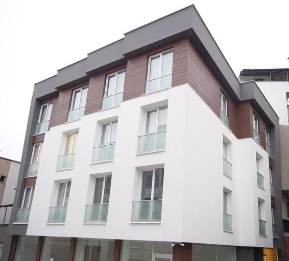 Central VIP Apartments, Merkez